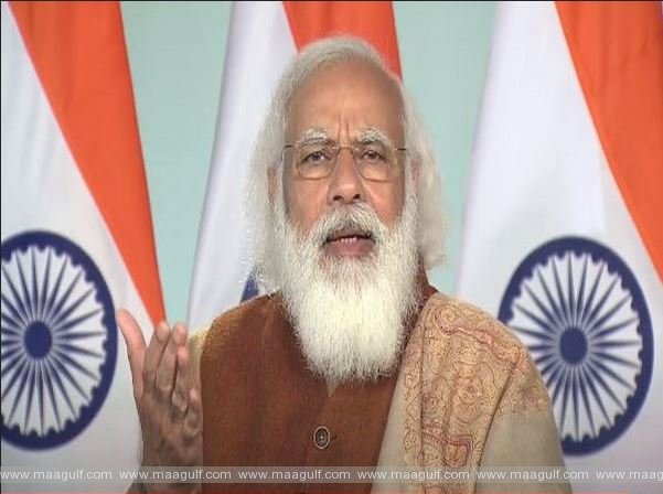 Prime Minister Modi pays tribute to Netaji