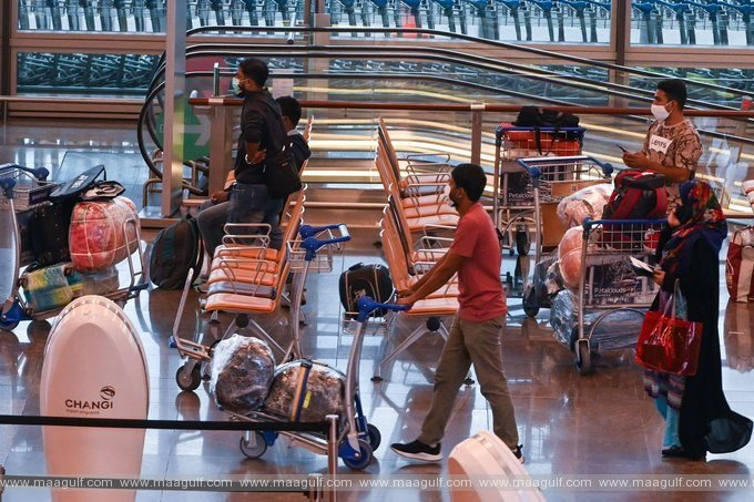 Singapore to Require All Inbound Travelers Be Tested for Virus
