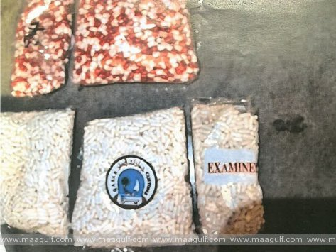 Officials thwart attempt to smuggle Lyrica pills into Qatar