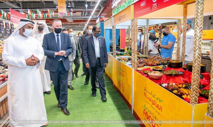 LULU World Food 2021 to feature themed global cuisine kiosks
