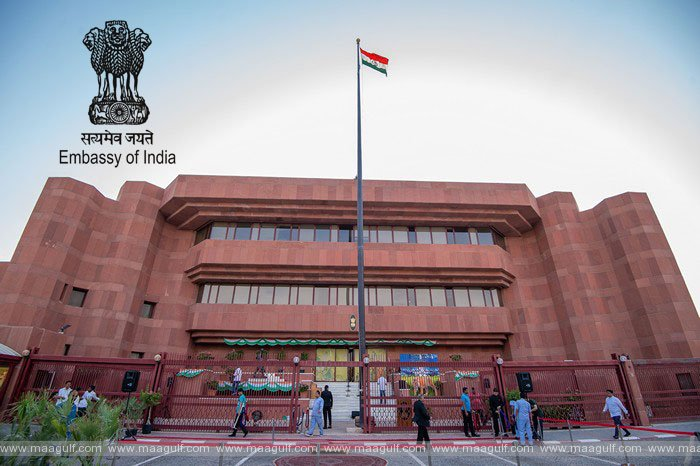 Covid Effect: Indian Embassy closes today and tomorrow