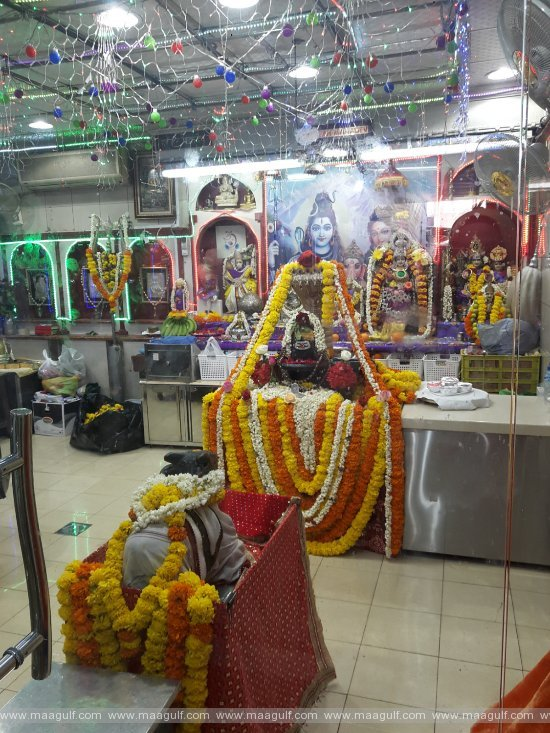 Mahashivaratri celebrations at the Bur Dubai temple has been canceled