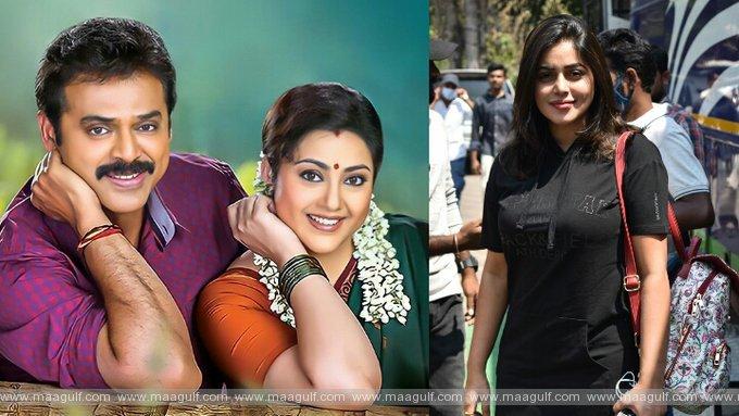 శరవేగంగా షూటింగ్ జరుపుకుంటున్న దృశ్యం 2 చిత్రం