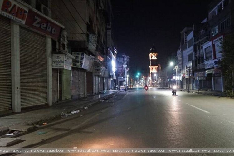 Night Curfew in AP