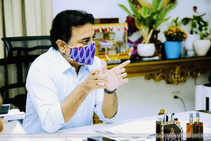 TS govt. hospitals will receive 4L vials of Remdisivir in one week: KTR