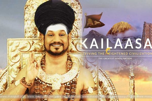 Nityananda bans travelers from India to Kailasa amid COVID surge