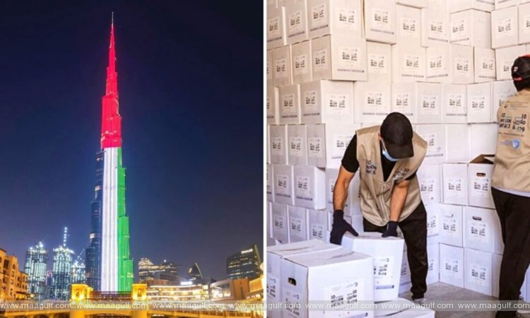 This is the UAE: Sheikh Mohammed hails success of 100 million meals campaign