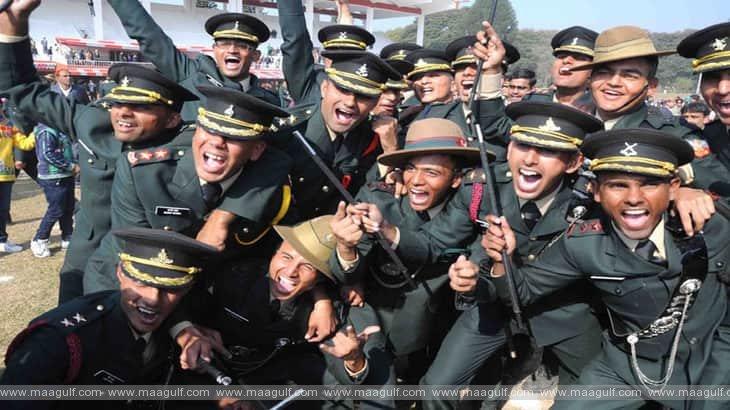 Job vacancies in National Defence Academy