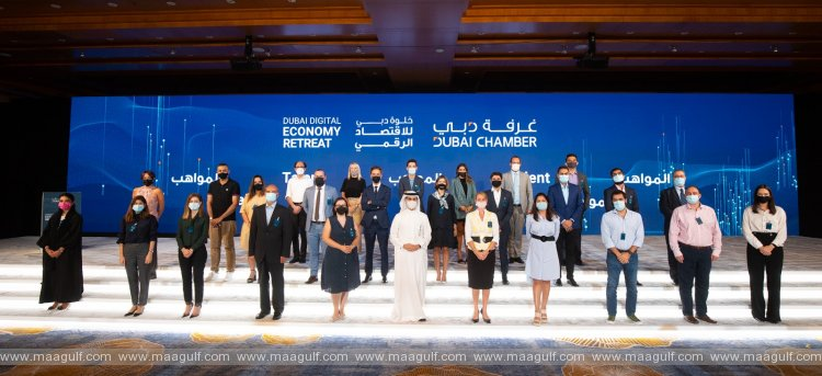 Dubai Chamber of Digital Economy meets with companies to develop strategy to boost digital economy