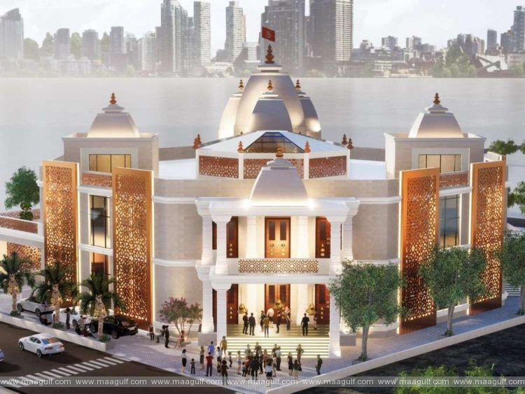 Dubai: Landmark Hindu temple takes shape