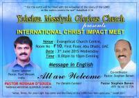 International Christ Impact Meet