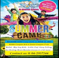 Summer Camp-Dubai