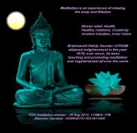 Free Meditation course in Discovery gardens,Dubai