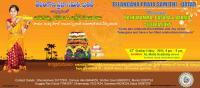 Batukamma & Bakrid celebrations by Telangana Praja Samithi