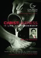 Christ Likeness in Dubai