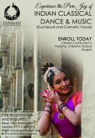 Indian Classical Dance & Music by Tanmayi