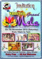 Vanitha Grand Mela in Abudhabi