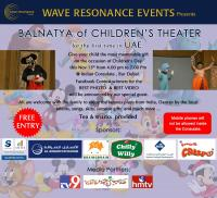 Childrens Theatre by Wave Resonance events