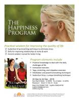 The Happiness Program by AOL,Dubai