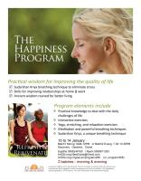 The Happiness Programme by AOL