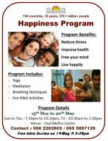 Happiness Programme by 'AOL'