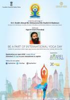 'Baba Ram Dev'Yoga in Gulf