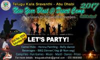 New Year Blast@Desert Safari by TKS