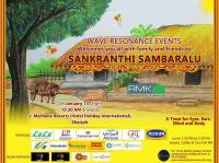 Sankranthi Sambaralu in UAE by Wave..!!