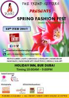 Spring Fashion Fest by Wow in Dubai