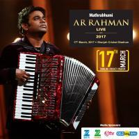 Mathrubhumis AR Rahman Live Show in Sharjah