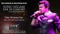 Sonu Nigam Live in Concert in Dubai