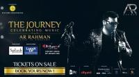 AR Rahman live in concert in Dubai