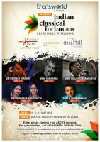 Indian Classical Forum-2018