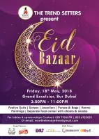 'Eid Bazaar' by Wow Events in Dubai