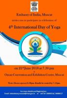 International Yoga Day-Oman
