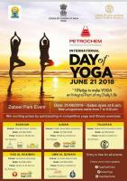 International Yoga Day-UAE