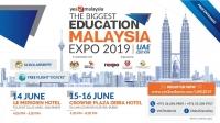 'Malaysia Education Expo-2019' in Abudhabi